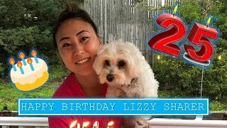 🍰 HAPPY BIRTHDAY LIZZY SHARER ft. your superfans 🍰