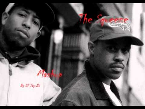 Gang Starr - The Squeeze