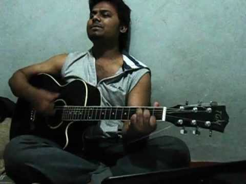 Shohag - Brishti Dekhe Onek Kedechi (acoustic).avi video