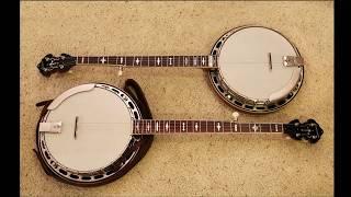 Tone Comparison: Pre-war Conversion and New banjo