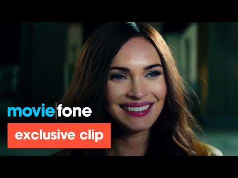 'Teenage Mutant Ninja Turtles' Clip (2014): Megan Fox, Will Arnett