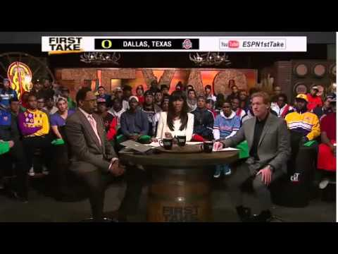 ESPN First Take Cleveland Cavaliers trade Dion Waiters, receive Iman Shumpert, J.R. Smith