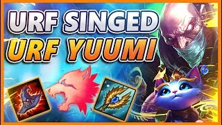 THIS COMBO MADE EVERYONE LEAVE THE GAME (HILARIOUS COMBO) - BunnyFuFuu URF