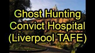 [APPI] Convict Hospital (Liverpool TAFE) - Paranor