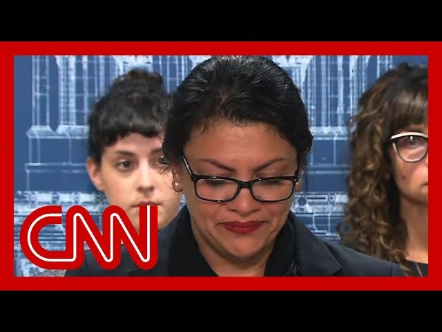 Tlaib gets emotional: Americans should be deeply disturbed thumbnail