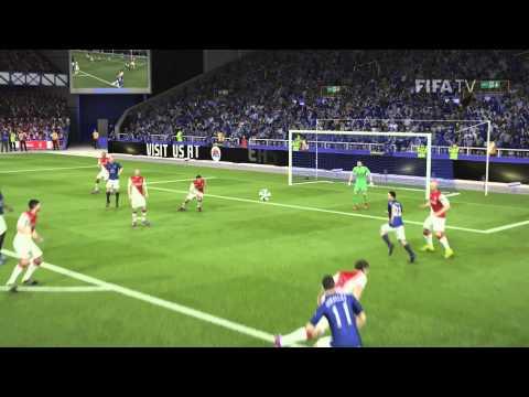 FIFA15 Tutorial: Short Corner