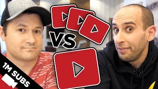Series vs. Videos: A Strategy for 1 Million Subscribers