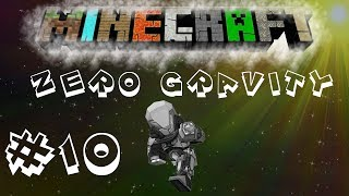 Minecraft | FTB: Unleashed | Zero Gravity #10 Cow Farm!