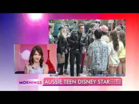 Maia Mitchell Talks About Her Movie Teen Beach Musical (Interview)
