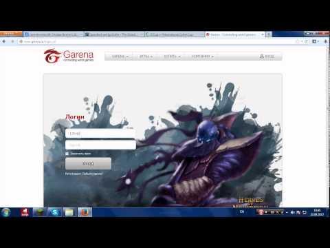 Как начать играть в доту Warcraft 3