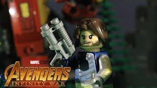 LEGO Avengers Infinity War - Geared Up!