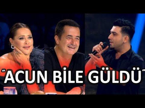 Diyarbakırlı Yusuf Bilal Altıntaş'ın Stand-Up Gösterisi Yetenek Sizsiniz Türkiye