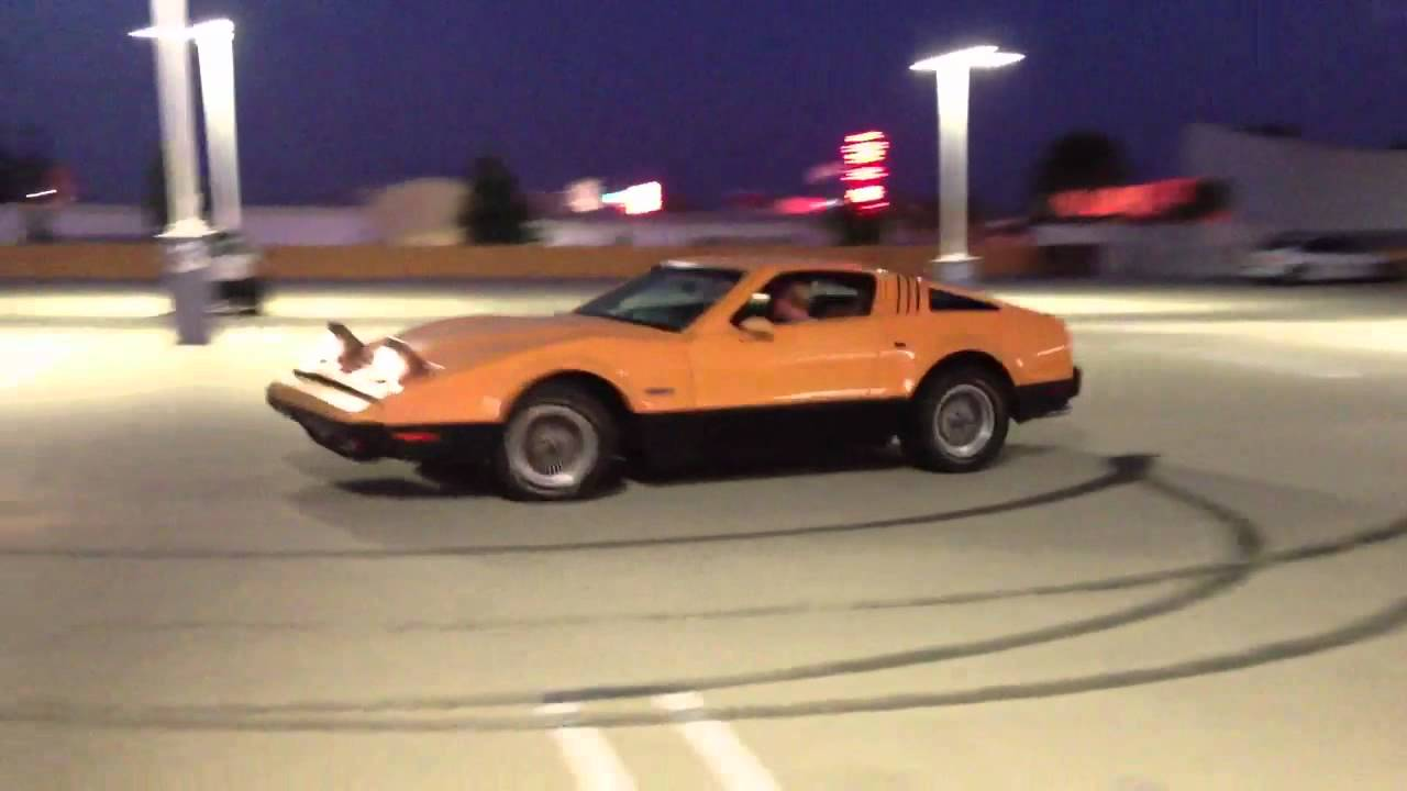 Craigslist Autos For Sale >> For Sale 1975 Bricklin SV-1 in safety orange - YouTube