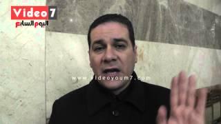 """مظهر شاهين :""""رفع المصحف فى التظاهرات كفر"""""""