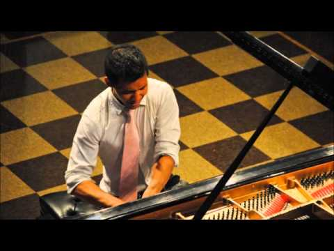 Rachmaninoff, Piano Concerto No. 1 (Carlos Avila, piano with the California Symphony/Barry Jekowsky)