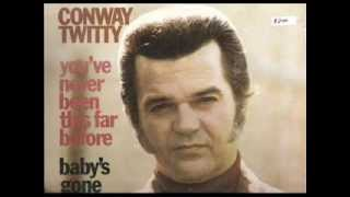 Watch Conway Twitty Weakness In Your Man video