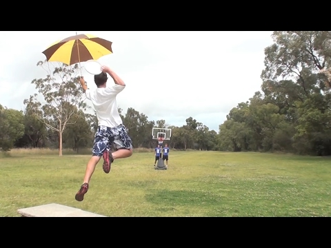Trick Shot Battle | Brodie Smith vs. How Ridiculous