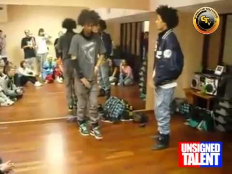 UNSIGNED TALENT   The Les Twins