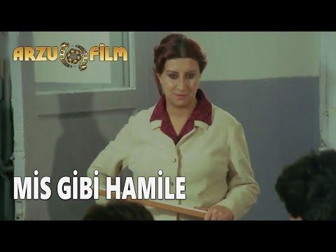 Eski Filmler - Hababam Sınıfı Dokuz Doğuruyor - Mis Gibi Hamile