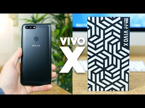 Vivo X Review: BLU's Most Appealing Smartphone Yet!