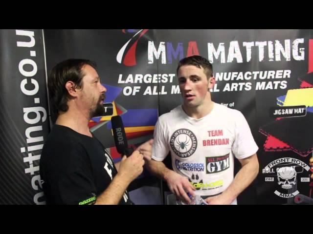 Brendan Loughnane: FCC 11 Post Fight Interview
