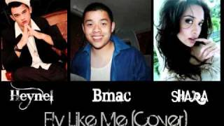 Chingy ft.Amerie - Fly Like Me (Cover) by Heynel, Bmac & Shara