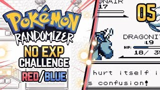 No EXP Challenge Randomizer | Pokemon Red/Blue #5