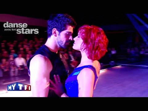 DALS S05 - Une rumba avec Miguel Angel Munoz et Fauve Hautot sur ''With or without you'' (U2)