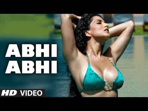 Abhi Abhi Jism 2 Official Video Song  | Sunny Leone Arunnoday...