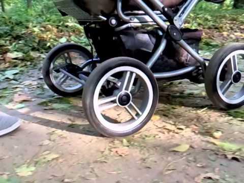 Обзор коляски ABC Design Pramy Luxe 2in1
