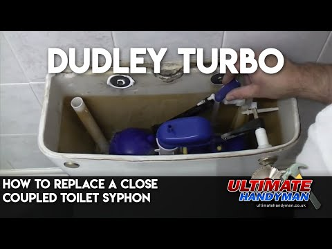 Dudley Turbo syphon fitting