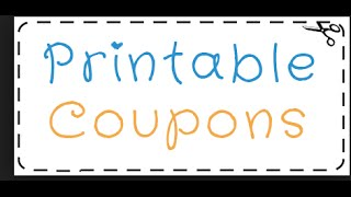 New High Value Coupons to print- plus crazy $20.00 MM at Rite Aid this week!