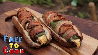How to Cook Jalapeño Popper Hot Dogs