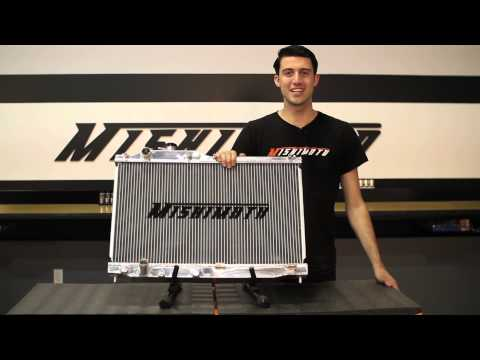 2000-2009 Honda S2000 Performance Radiator Features & Benefits by Mishimoto