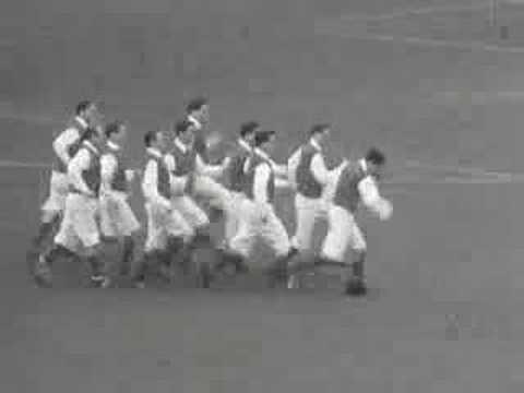 Association Football - Harry Enfield - Mr Cholmondley-Warner