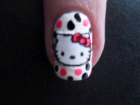 Hello Kitty Nails Music Videos