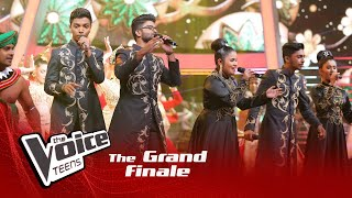 Piyambanna Ahase | Grand Finale | The Voice Teens Sri Lanka