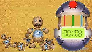 Baby Buddy Born vs Mega Bomb   Kick The Buddy