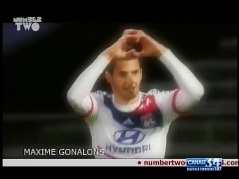 Le migliori giocate di Maxime Gonalons - Number Two 06/01/14