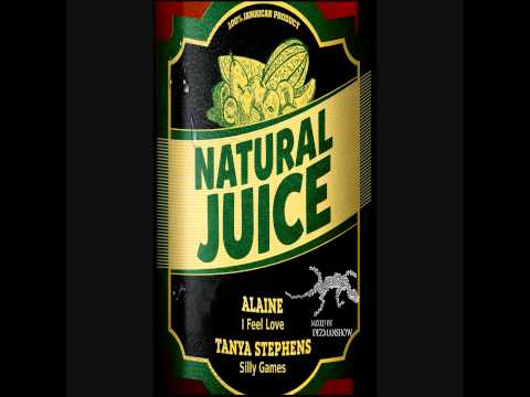 Tanya Stephens ft Alaine-Silly Games-I Feel Love-Natural Juice Riddim by Dezmanshow
