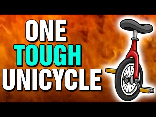 One Tough Unicycle