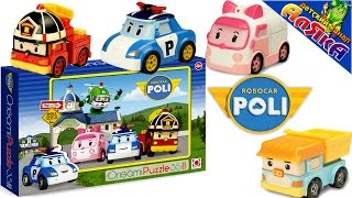 Robocar Poli - POLI : Toy Collection: Demo + Review + Unboxing