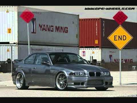 BMW e36 Wide Body kit