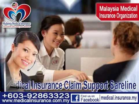 Medical and Health Insurance arranged by Malaysia Medical Insurance Organization - MMI