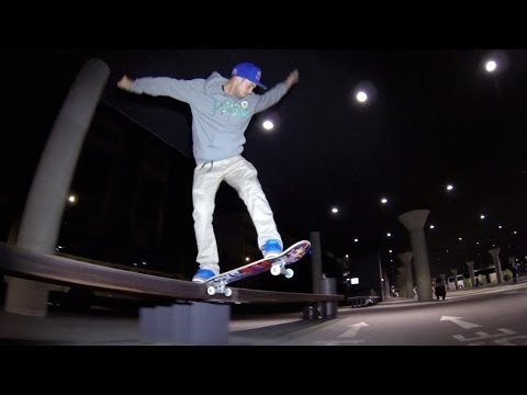 Munich By Night With Ryan Sheckler