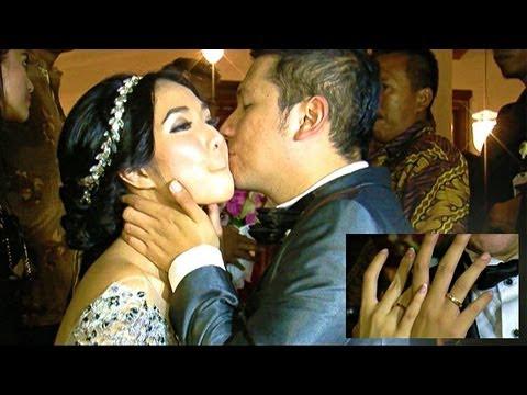 Suasana Resepsi Pernikahan Gading Dan Gisel Di Jakarta - Was Was 23 September 2013