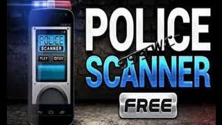 Police scanner apps for free it