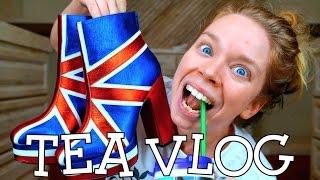 TEA VLOG- MORE VLOGS?