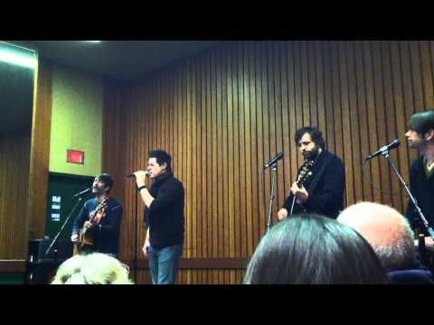 Much Afraid - Jars of Clay - Rock and Worship Roadshow 2011