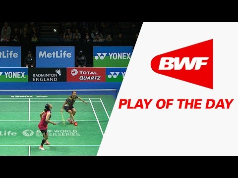 Play Of The Day | Badminton QF – Yonex All England Open 2016
